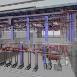 2D And 3D CAD Revit MEP Software