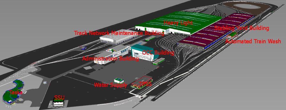 Depot Full 3D