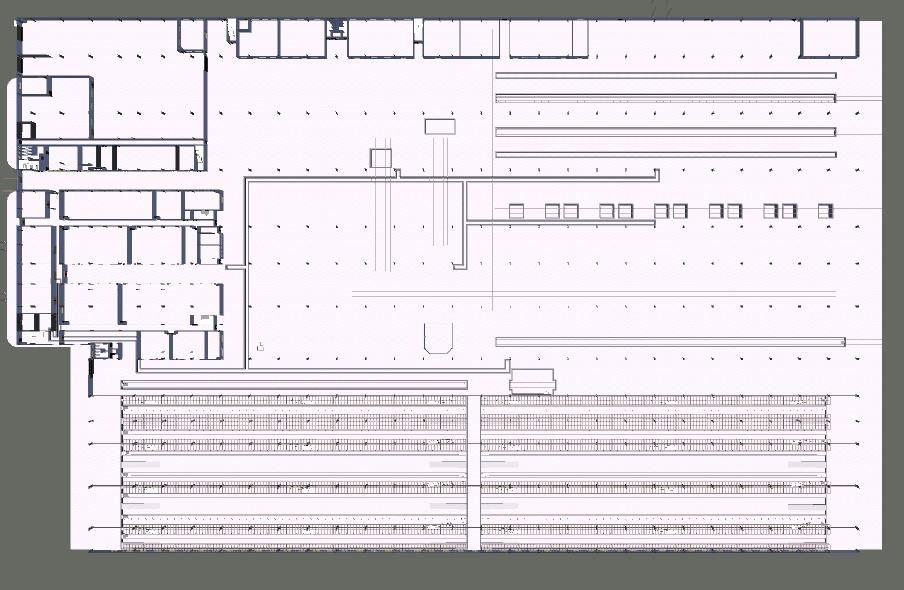 Depot Heavy Light Building Floor Plan