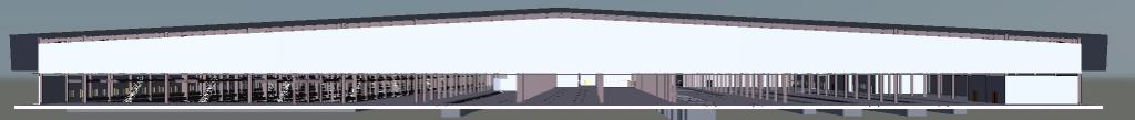 Depot Heavy Light Building Side View 2