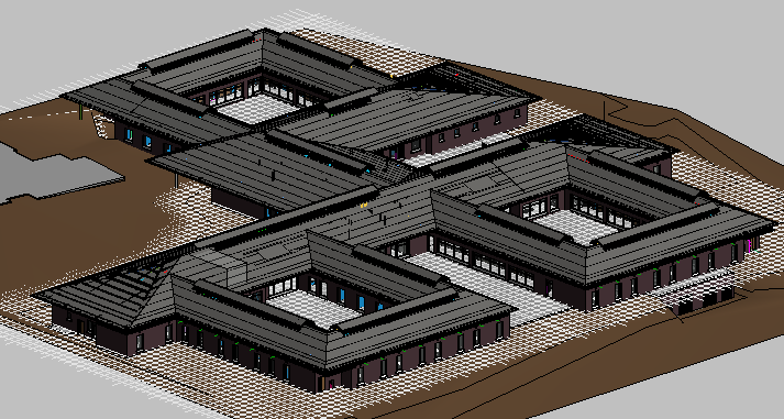 HSU AR&ST 3D View 2