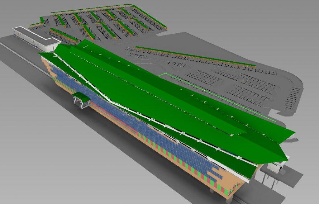 LRT3 ISLAND STATION 3D VIEW2