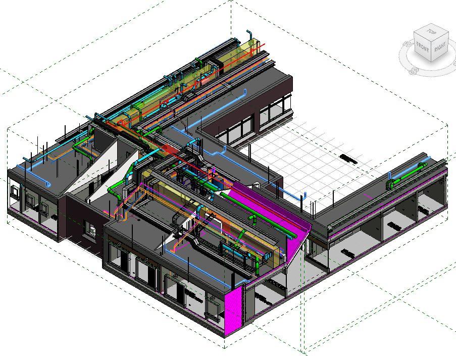 MSU MEP 3D & ARCHITECTURE