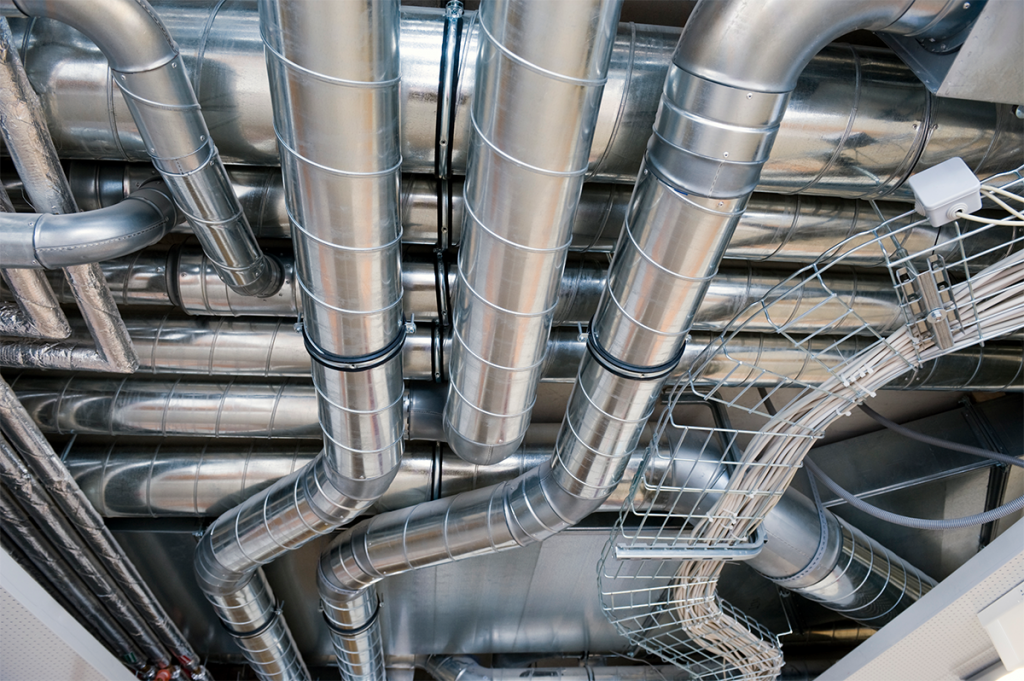 Ventilation Engineering Air Ducts