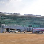Ho chi minh International Airport Vietnam