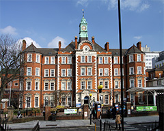 Hammersmith Hospital London UK