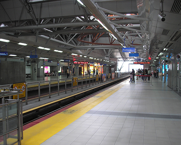 Kelana Jaya LRT Extension Project