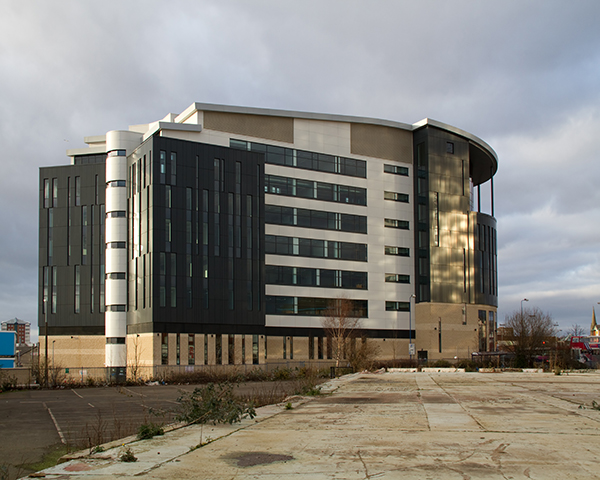 New Sandwell College Campus Birmingham UK
