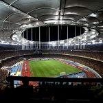 Bukit Jalil Stadium Kuala Lumpur Malaysia